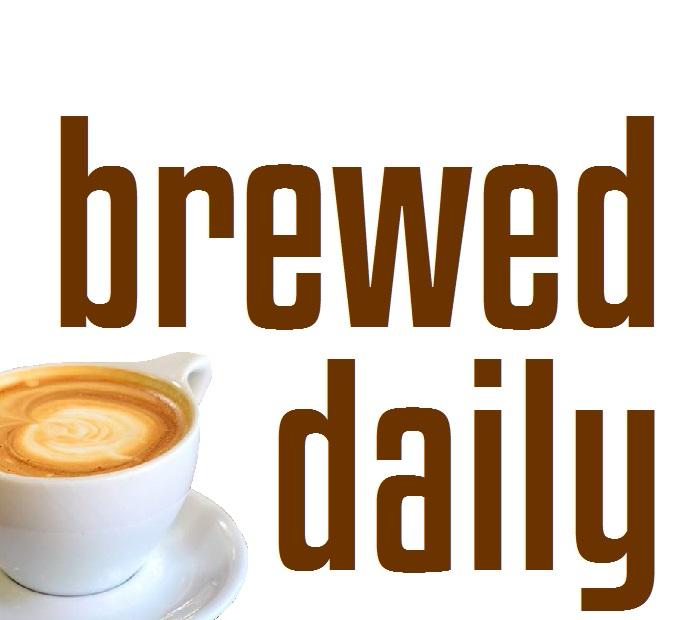 Brewed Daily Logo